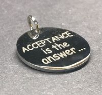 Acceptance is the Answer Disc